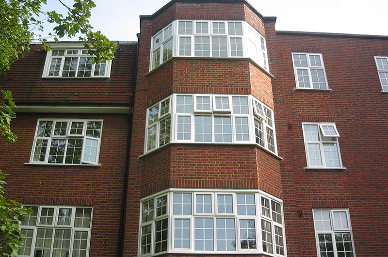 Example replacement uPVC windows, installed by db Designs